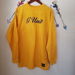 Vintage G Unit long sleeve